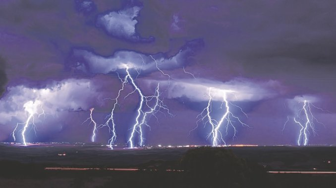 Καιρός: Έρχονται ισχυρές καταιγίδες – Πού θα χτυπήσουν τα φαινόμενα (vid) –  Lefkada Today