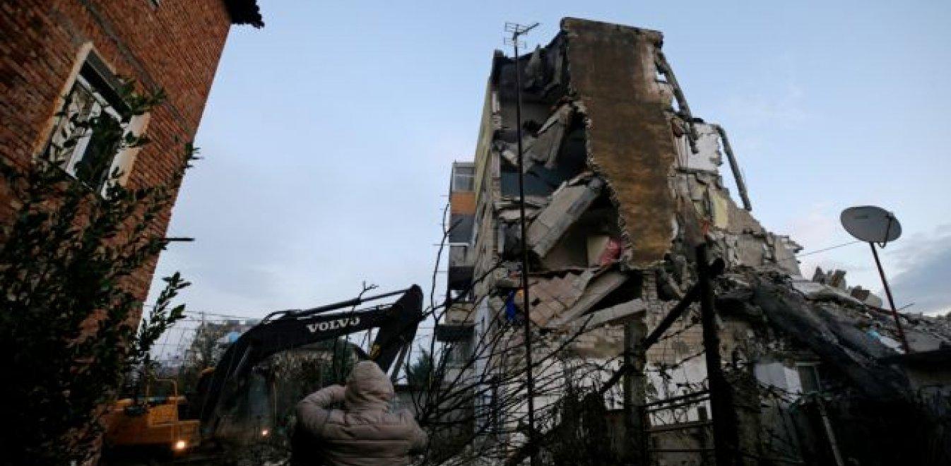 Σεισμός στην Αλβανία: Δεν υπάρχουν Έλληνες αγνοούμενοι