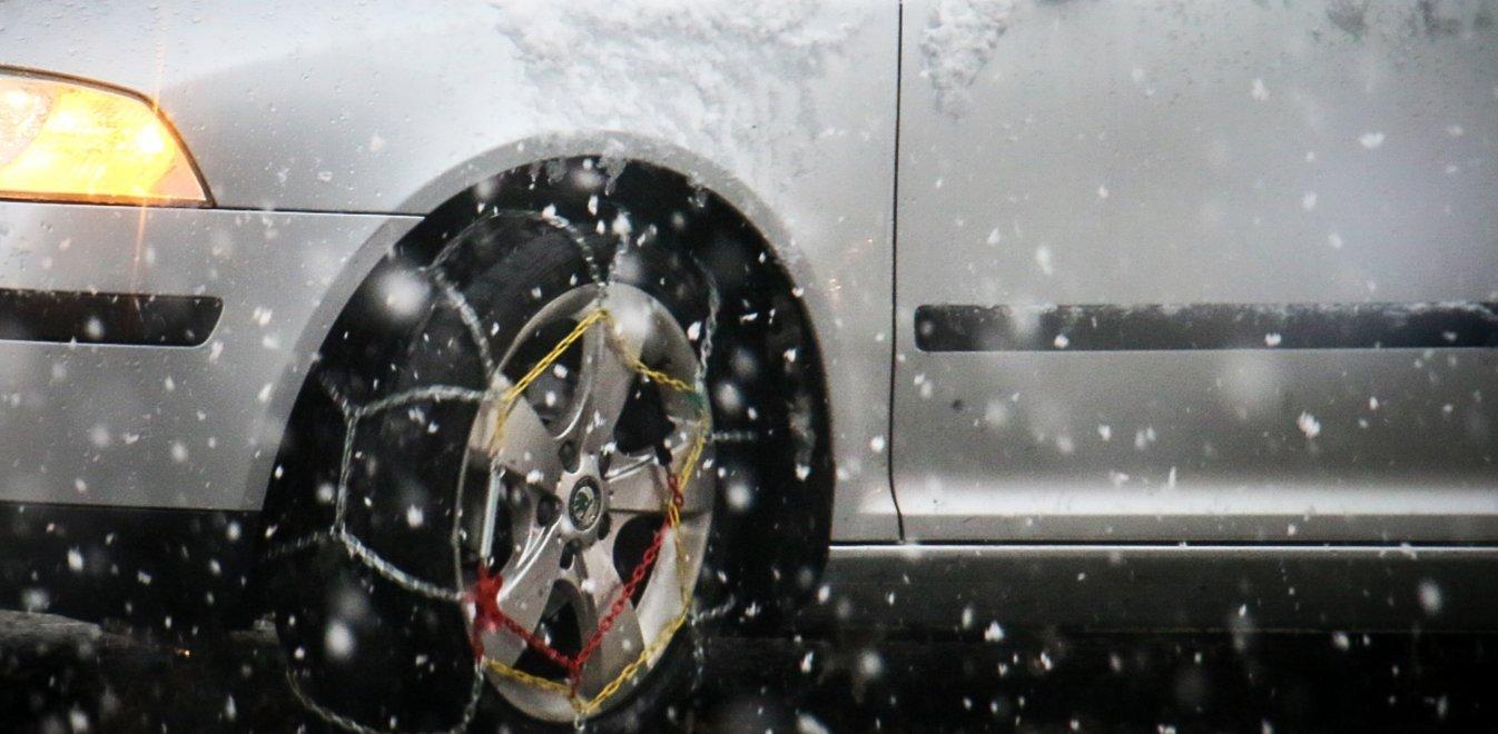 Καιρός - Ζηνοβία: Εκτακτα προληπτικά μέτρα στις Εθνικές οδούς - Οδηγίες