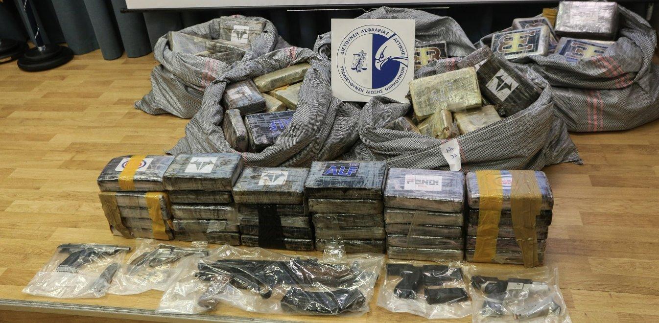 Αστακός: Συνεργός διαβόητου δραπέτη ο «γιατρός» της συμμορίας με την κοκαΐνη