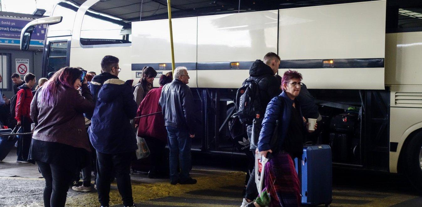 Εργαζόμενοι στις μεταφορές: Καταγγέλλουν «δώρα» της κυβέρνησης στα ΚΤΕΛ