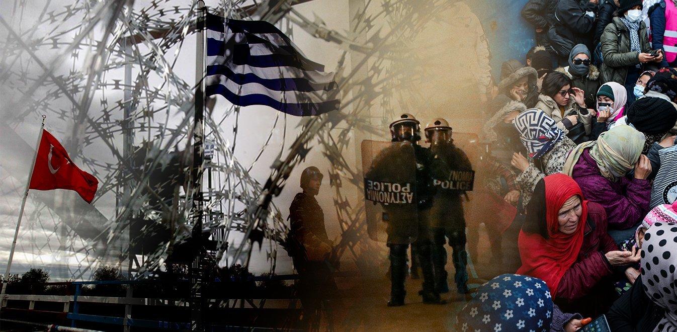 «Kόκκινος συναγερμός» στην ΕΛ.ΑΣ.: Ενισχύονται οι ελληνικές δυνάμεις στον Έβρο