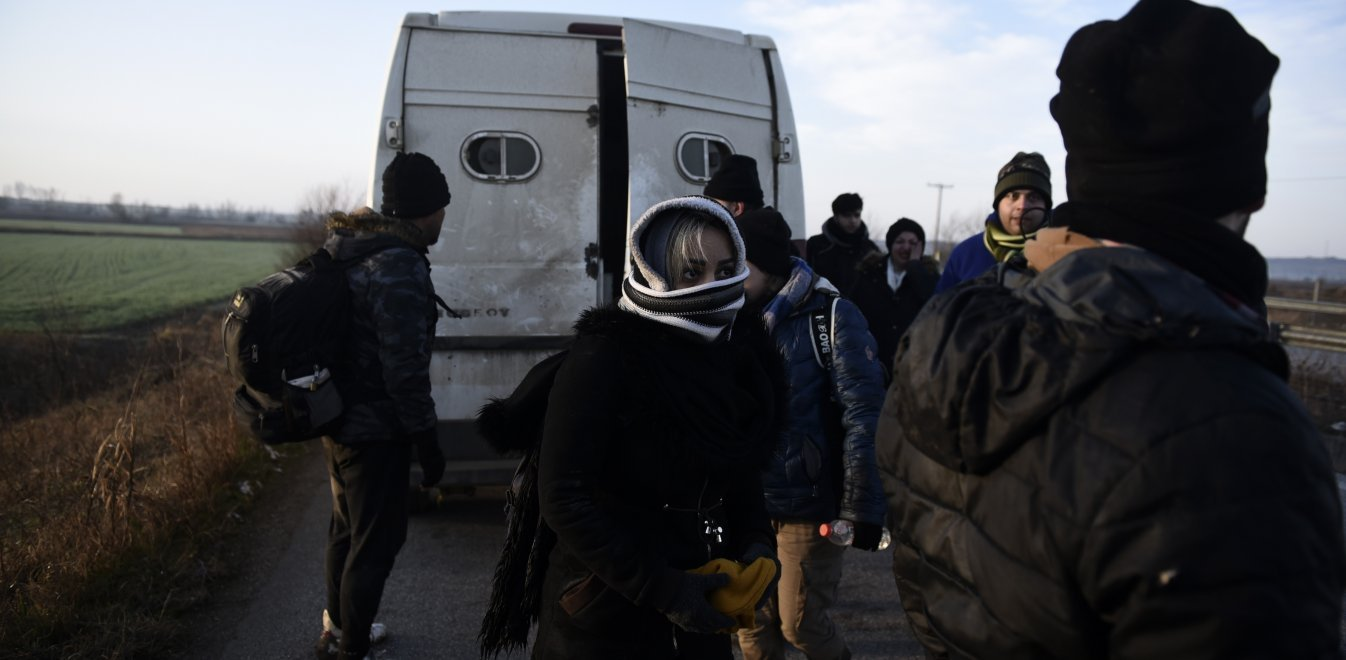 Μαρτυρία στο BBC από τον Έβρο: «Η τουρκική κυβέρνηση μάς έφερε εδώ»