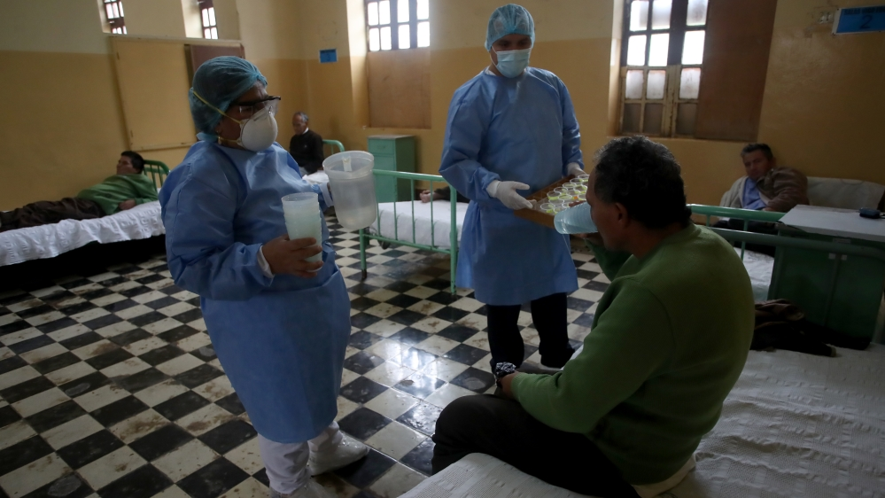 Main Psychiatric Hospital of Lima On Alert for Coronavirus Outbreak