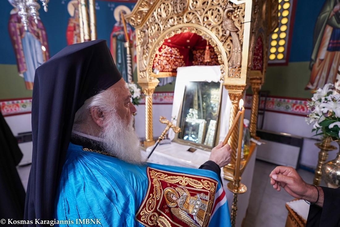 Η Παράκληση της Θεοτόκου στην «Κυρά του Πόντου», στην Παναγία Σουμελά στο Βέρμιο | poimin.gr